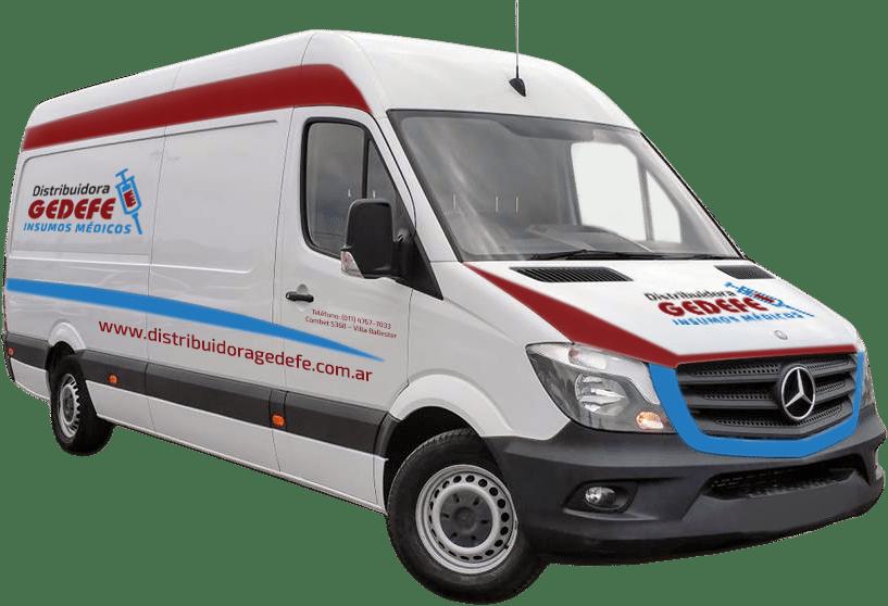 Distribuidora GEDEFE | Envíos a todo el país