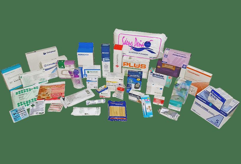 Distribuidora GEDEFE | Insumos médicos descartables