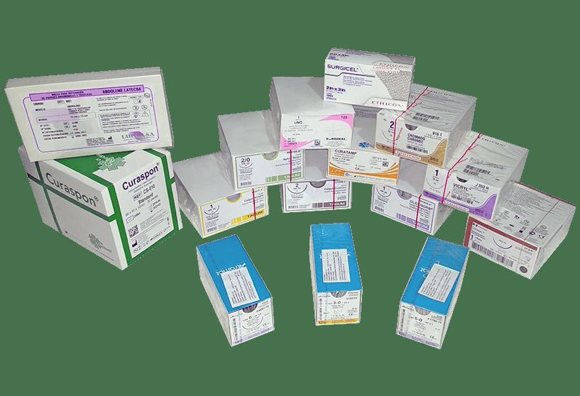 Distribuidora GEDEFE | Suturas